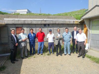 平成29年度 第1回陸上養殖先進地視察調査報告(青森県龍飛岬)