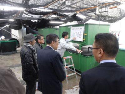 平成29年度 第2回陸上養殖先進地視察調査報告(鳥取県)