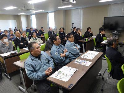 平成29年度 第2回陸上養殖勉強会を開催しました。